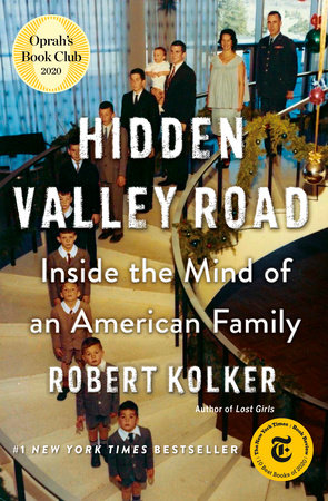 Cover of Hidden Valley Road
