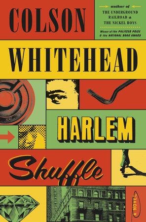 Cover image for Harlem Shuffle