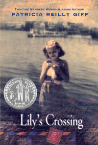 Cover of Lily\'s Crossing cover