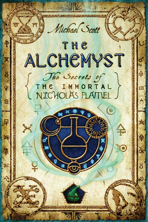 The Secrets of the Immortal Nicholas Flamel Series