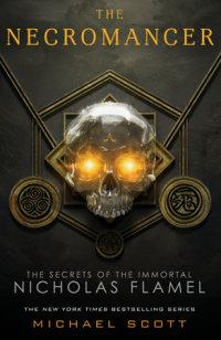 Book cover for The Necromancer