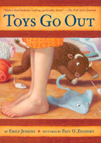 Book cover for Toys Go Out