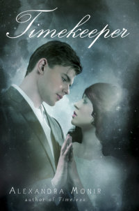 Book cover for Timekeeper