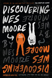 Cover of Discovering Wes Moore