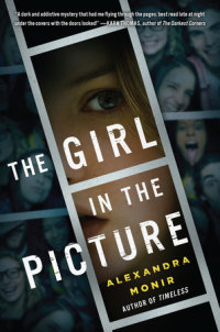 Book cover for The Girl in the Picture
