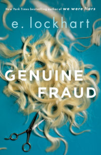 Cover of Genuine Fraud cover