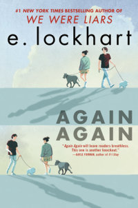 Book cover for Again Again