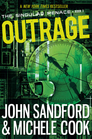 Outrage (The Singular Menace, 2)