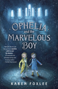 Cover of Ophelia and the Marvelous Boy cover