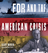 Book cover for FDR and the American Crisis