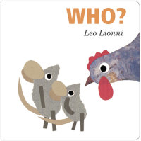 Book cover for Who?
