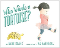 Book cover for Who Wants a Tortoise?