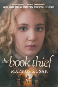 Cover of The Book Thief (Anniversary Edition) cover