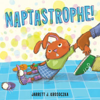 Book cover for Naptastrophe!