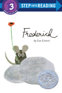 Book cover for Frederick (Step Into Reading, Step 3)