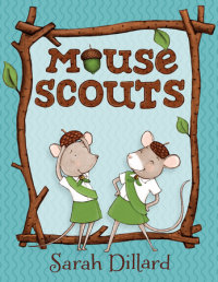 Book cover for Mouse Scouts