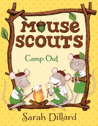 Book cover for Mouse Scouts: Camp Out