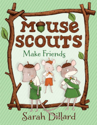 Book cover for Mouse Scouts: Make Friends