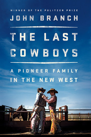 Cover of The Last Cowboys
