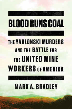 Cover of Blood Runs Coal