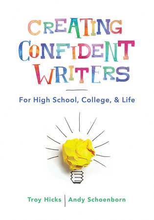 Image of Book Cover for Creating Confident Writers