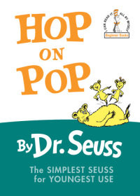 Book cover for Hop on Pop