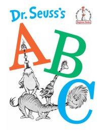 Book cover for Dr. Seuss\'s ABC
