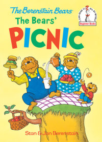 Book cover for The Bears\' Picnic