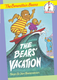 Book cover for The Bears\' Vacation