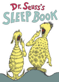 Book cover for Dr. Seuss\'s Sleep Book