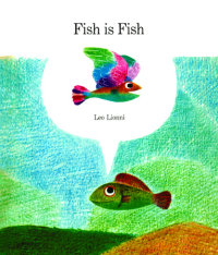 Cover of Fish is Fish cover