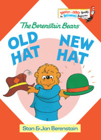 Book cover for Old Hat New Hat
