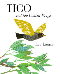 Cover of Tico and the Golden Wings cover