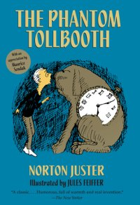 Cover of The Phantom Tollbooth