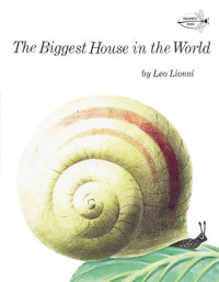 Book cover for The Biggest House in the World