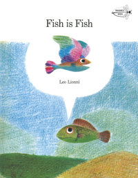 Book cover for Fish is Fish