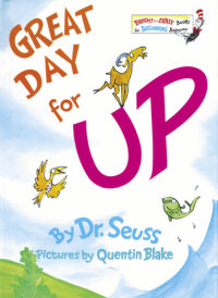 Book cover for Great Day for Up!