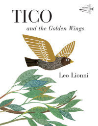 Book cover for Tico and the Golden Wings