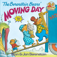 Book cover for The Berenstain Bears\' Moving Day