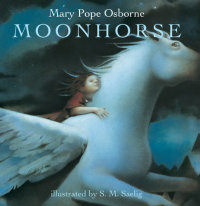 Book cover for Moonhorse