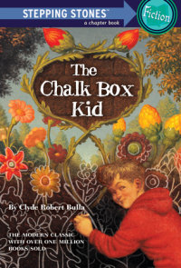 Book cover for The Chalk Box Kid