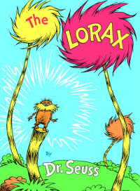 Cover of The Lorax cover