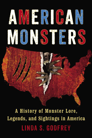 American Monsters by Linda Godfrey