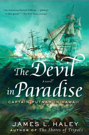 Cover image for The Devil in Paradise