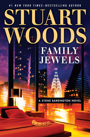 Family Jewels book cover