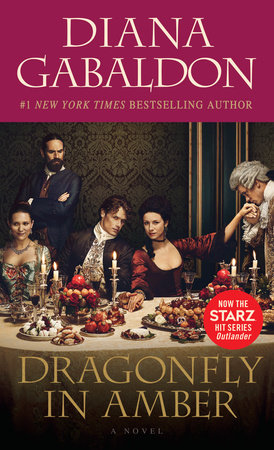 Cover image for Dragonfly in Amber (Starz Tie-in Edition)