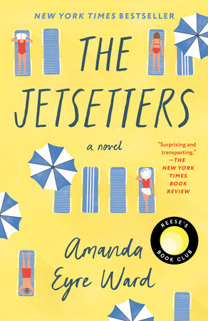 Cover image for The Jetsetters