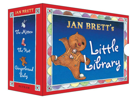 Jan Brett's Little Library