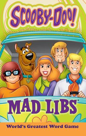 Scooby-Doo Mad Libs
