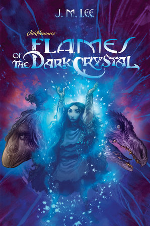 Flames of the Dark Crystal #4 - Penguin Teen